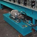 гидросистема станка для металлочерепицы