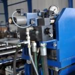 гидравлика линии производства металлочерепицы
